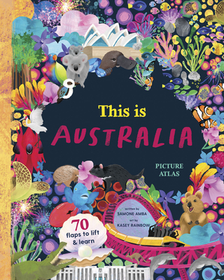 This is Australia: Picture Atlas Cover Image