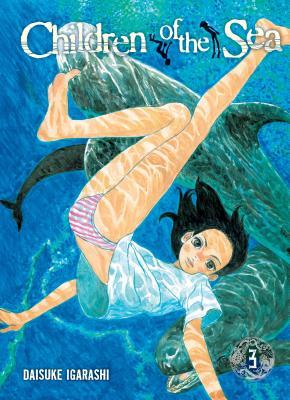 Children of the Sea, Volume 3 Cover
