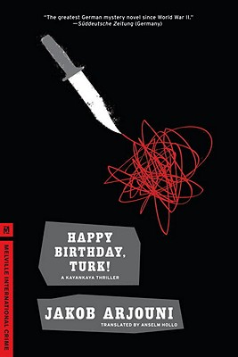 Happy Birthday, Turk! Cover