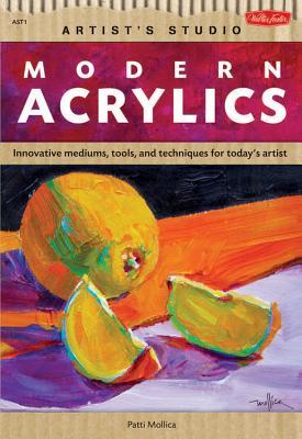 Modern Acrylics Cover