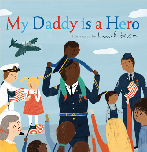 My Daddy is a Hero Cover Image