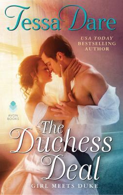 The Duchess Deal: Girl Meets Duke Cover Image