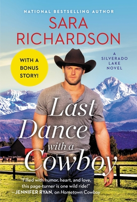 Cover for Last Dance with a Cowboy