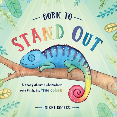 Born To Stand Out Cover Image
