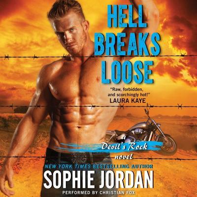 Hell Breaks Loose Lib/E: A Devil's Rock Novel Cover Image
