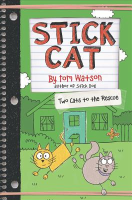 Stick Cat: Two Cats to the Rescue Cover Image