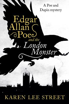 Cover for Edgar Allan Poe and the London Monster