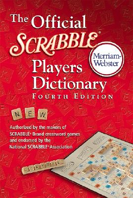The Official Scrabble Players Dictionary Cover