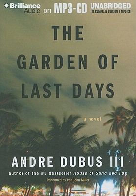 The Garden of Last Days Cover