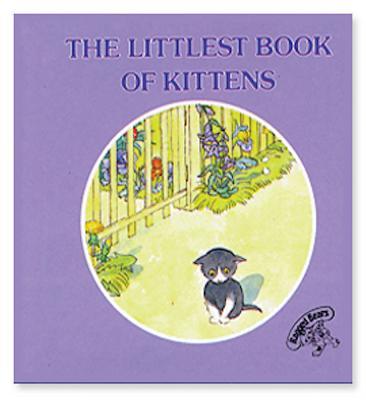 Littlest Book of  Kittens Cover Image