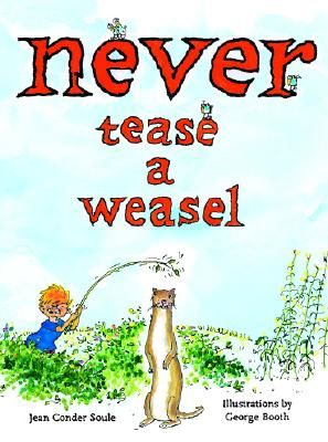 Never Tease a Weasel Cover