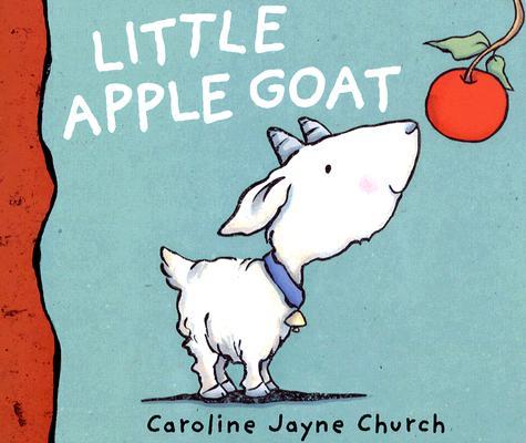Little Apple Goat Cover