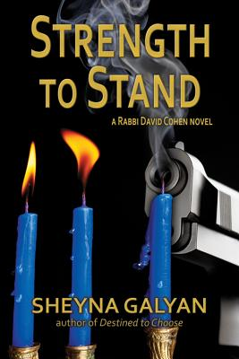 Cover for Strength to Stand (Rabbi David Cohen #2)