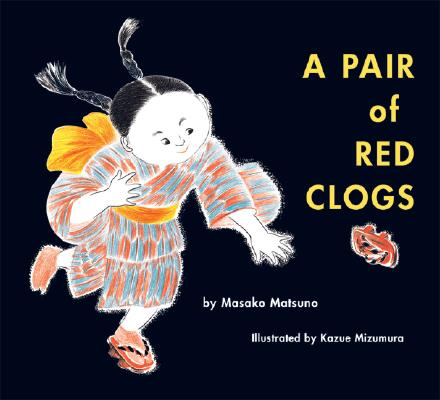 A Pair of Red Clogs Cover Image