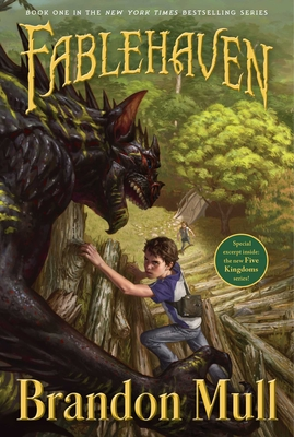 Fablehaven Cover Image