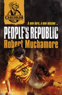 CHERUB VOL 2, Book 1: People's Republic Cover Image