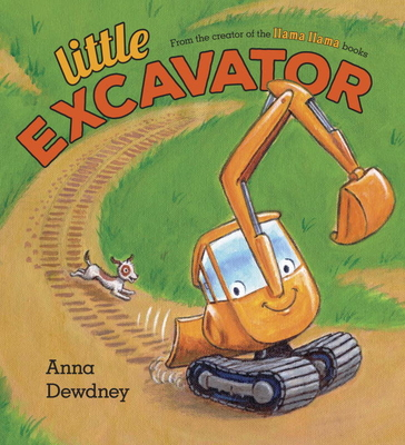 Little Excavator Cover Image
