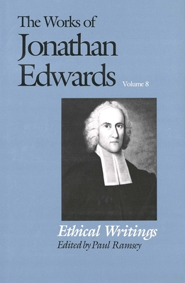 Cover for The Works of Jonathan Edwards, Vol. 8