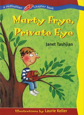 Marty Frye, Private Eye Cover