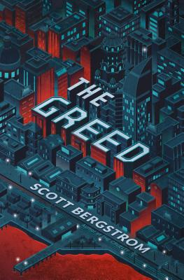 The Greed (Cruelty #2) Cover Image