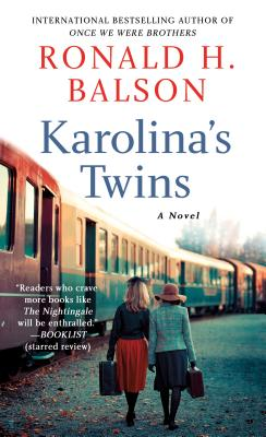 Karolina's Twins: A Novel Cover Image