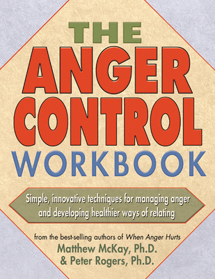 The Anger Control Workbook Cover Image