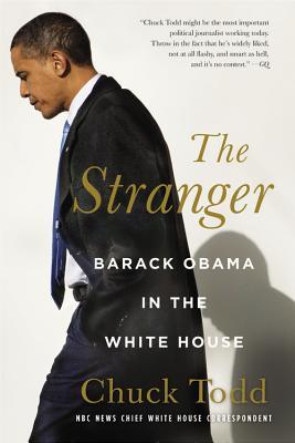 The Stranger: Barack Obama in the White House Cover Image