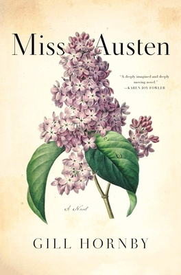 Miss Austen: A Novel Cover Image