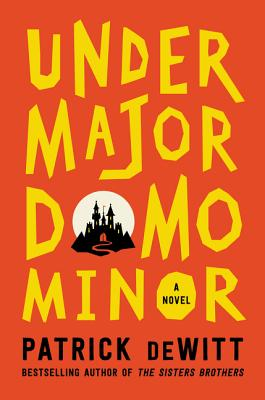Undermajordomo Minor: A Novel Cover Image
