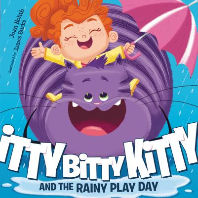 Itty Bitty Kitty and the Rainy Play Day Cover