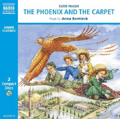 Cover for Phoenix & the Carpet D