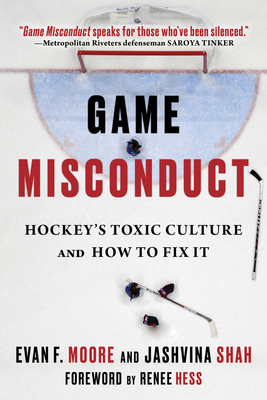 Cover for Game Misconduct