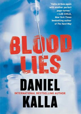 Blood Lies Cover Image