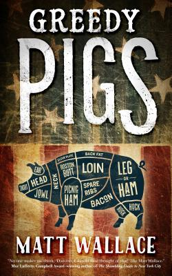 Cover for Greedy Pigs
