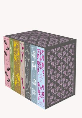 Jane Austen: The Complete Works 7-Book Boxed Set: Classics hardcover boxed set (Penguin Clothbound Classics) Cover Image
