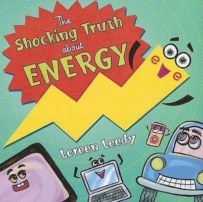 The Shocking Truth about Energy Cover