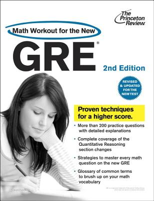 Math Workout for the New GRE, 2nd Edition Cover Image