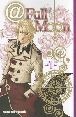 At Full Moon, Volume 1 Cover