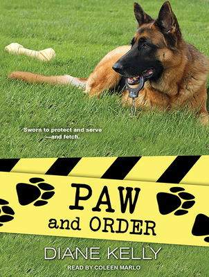 Paw and Order (Paw Enforcement #2) Cover Image