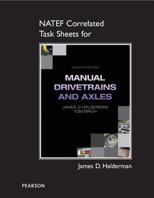 Natef Correlated Task Sheets for Manual Drivetrain and Axles Cover Image