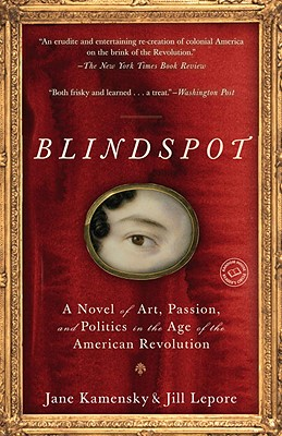 Blindspot Cover Image