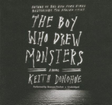 The Boy Who Drew Monsters Lib/E Cover Image