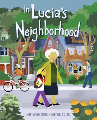 In Lucia's Neighborhood Cover