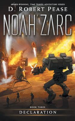 Noah Zarc: Declaration Cover Image