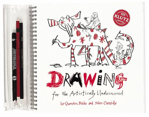 Drawing for the Artistically Undiscovered [With 1 Pen & 2 Pencils] Cover Image