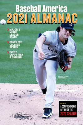 Baseball America 2021 Almanac Cover Image