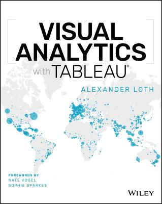 Cover for Visual Analytics with Tableau