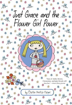 Just Grace and the Flower Girl Power Cover