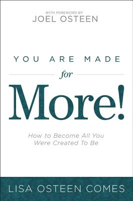 You Are Made for More! Cover