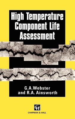 High Temperature Component Life Assessment Cover Image